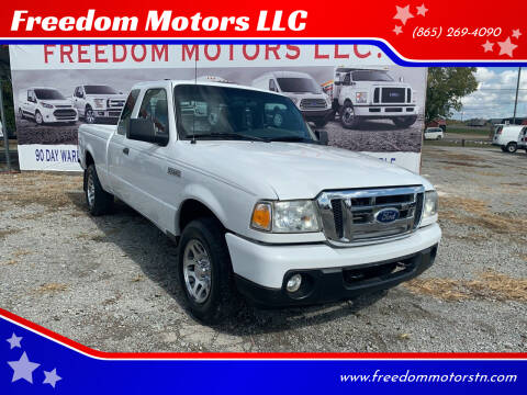 2011 Ford Ranger for sale at Freedom Motors LLC in Knoxville TN