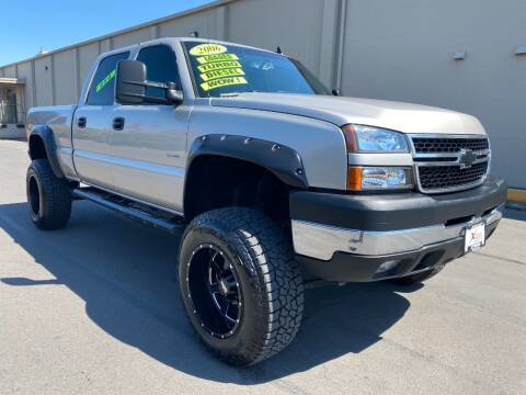 2006 Chevrolet Silverado 2500HD for sale at Xtreme Truck Sales in Woodburn OR