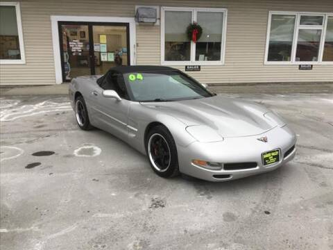 2004 Chevrolet Corvette for sale at SHAKER VALLEY AUTO SALES - Late Models in Enfield NH