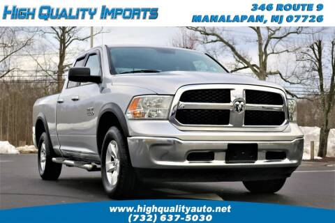 2013 RAM Ram Pickup 1500 for sale at High Quality Imports in Manalapan NJ