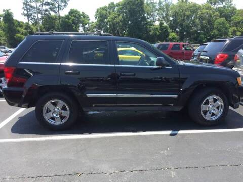 2006 Jeep Grand Cherokee for sale at Nash's Auto Sales Used Car Dealer in Milton FL