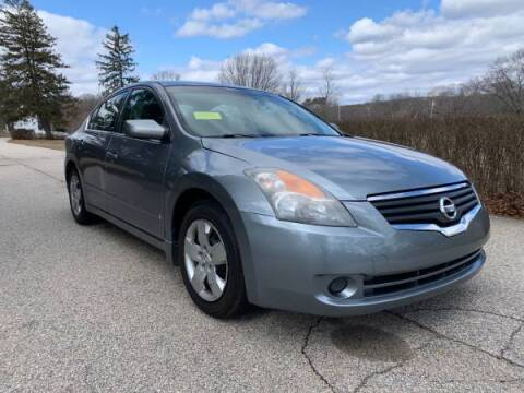 2007 Nissan Altima for sale at 100% Auto Wholesalers in Attleboro MA