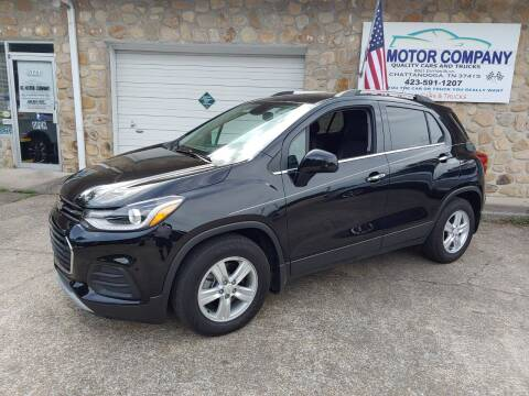 2019 Chevrolet Trax for sale at KC Motor Company in Chattanooga TN