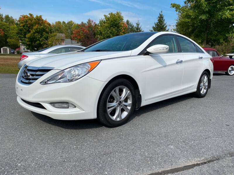 2013 Hyundai Sonata for sale at R & R Motors in Queensbury NY