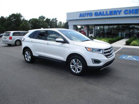 2015 Ford Edge for sale at Auto Gallery Chevrolet in Commerce GA