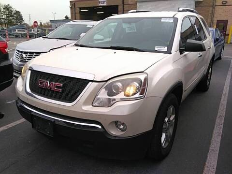 2010 GMC Acadia for sale at LUXURY IMPORTS AUTO SALES INC in North Branch MN