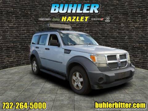 2008 Dodge Nitro for sale at Buhler and Bitter Chrysler Jeep in Hazlet NJ