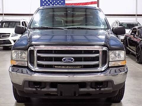 2004 Ford F-250 Super Duty for sale at Texas Motor Sport in Houston TX
