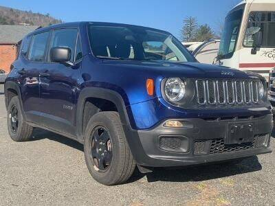 2018 Jeep Renegade for sale at Worthington Air Automotive Inc in Williamsburg MA