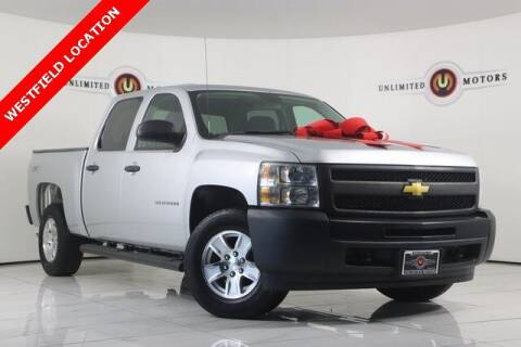 2013 Chevrolet Silverado 1500 for sale at INDY'S UNLIMITED MOTORS - UNLIMITED MOTORS in Westfield IN