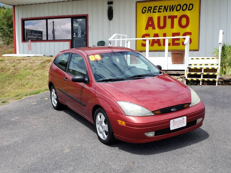 2004 Ford Focus for sale at Greenwood Auto Sales in Greenwood AR