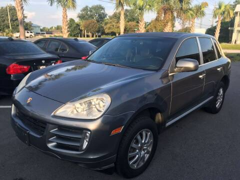 2008 Porsche Cayenne for sale at Gulf Financial Solutions Inc DBA GFS Autos in Panama City Beach FL