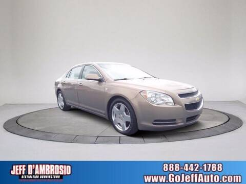 2008 Chevrolet Malibu for sale at Jeff D'Ambrosio Auto Group in Downingtown PA