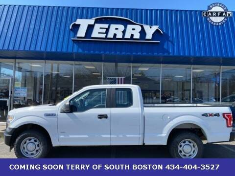 2017 Ford F-150 for sale at Terry of South Boston in South Boston VA