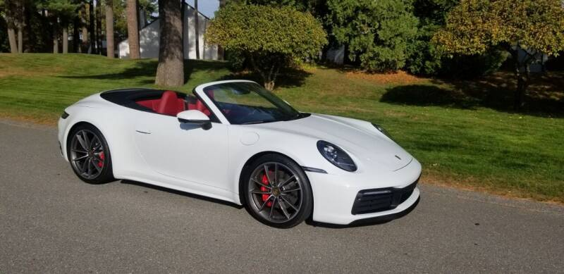 2020 Porsche 911 for sale at Classic Motor Sports in Merrimack NH