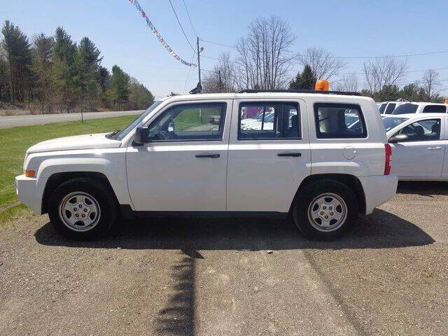 2008 Jeep Patriot for sale at Upstate Auto Sales Inc. in Pittstown NY