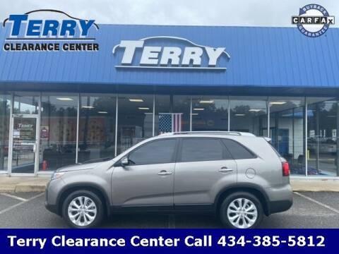 2015 Kia Sorento for sale at Terry Clearance Center in Lynchburg VA