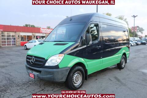 2010 Mercedes-Benz Sprinter Cargo for sale at Your Choice Autos - Waukegan in Waukegan IL