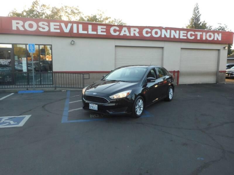 2015 Ford Focus for sale at ROSEVILLE CAR CONNECTION in Roseville CA