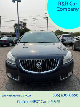 2012 Buick Regal for sale at R&R Car Company in Mount Clemens MI