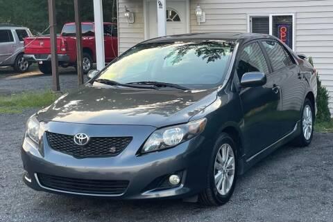 2009 Toyota Corolla for sale at Landmark Auto Sales Inc in Attleboro MA