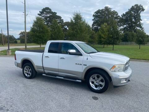 2010 Dodge Ram Pickup 1500 for sale at GTO United Auto Sales LLC in Lawrenceville GA
