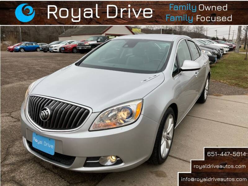2015 Buick Verano for sale at Royal Drive in Newport MN