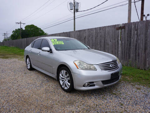 2009 Infiniti M35 for sale at BLUE RIBBON MOTORS in Baton Rouge LA