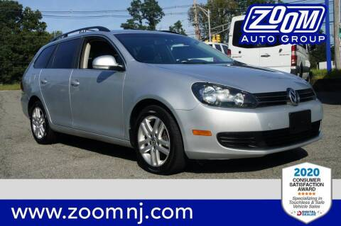 2014 Volkswagen Jetta for sale at Zoom Auto Group in Parsippany NJ