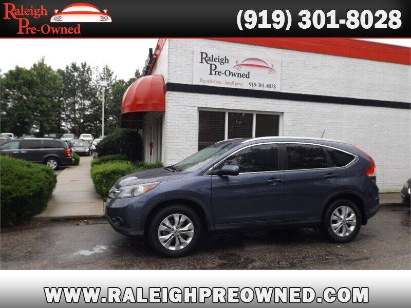 2012 Honda CR-V for sale at Raleigh Pre-Owned in Raleigh NC