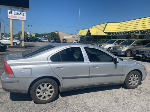 2001 Volvo S60 for sale at Castle Used Cars in Jacksonville FL