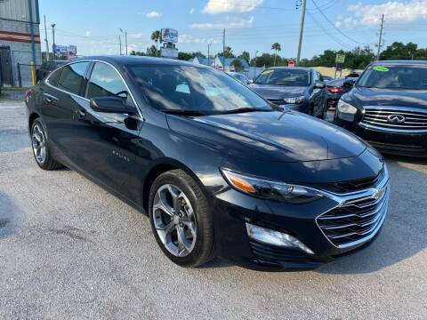 2020 Chevrolet Malibu for sale at Marvin Motors in Kissimmee FL