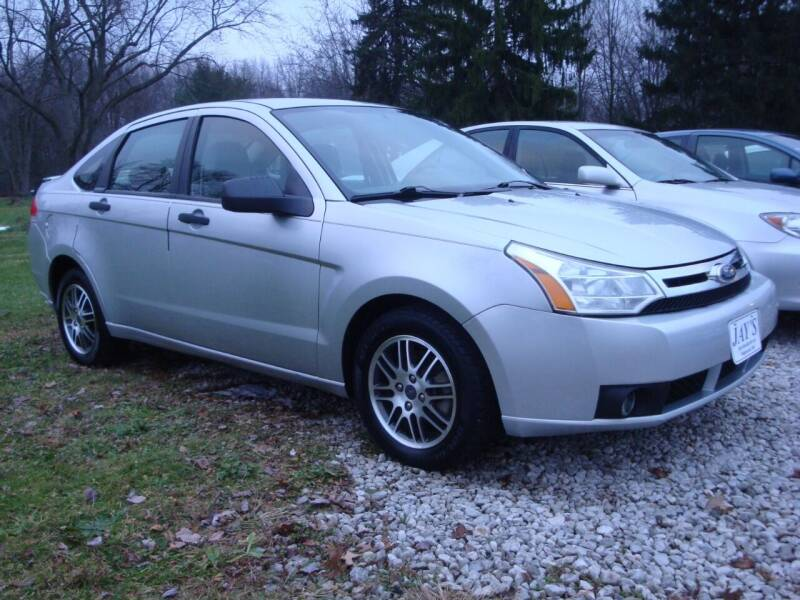 2011 Ford Focus for sale at Jay's Auto Sales Inc in Wadsworth OH