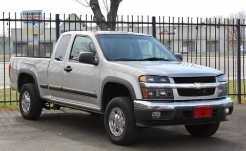 2007 Chevrolet Colorado for sale at Avanesyan Motors in Orem UT