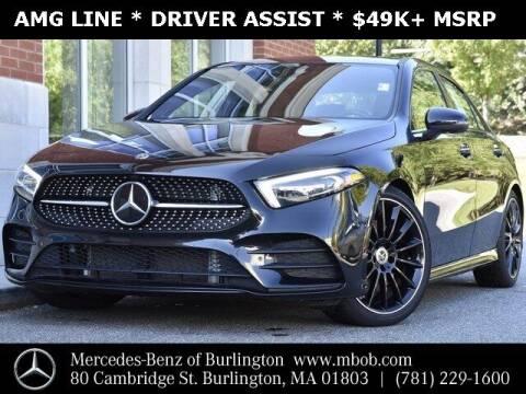 2019 Mercedes-Benz A-Class for sale at Mercedes Benz of Burlington in Burlington MA