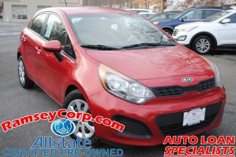 2013 Kia Rio 5-Door for sale at Ramsey Corp. in West Milford NJ