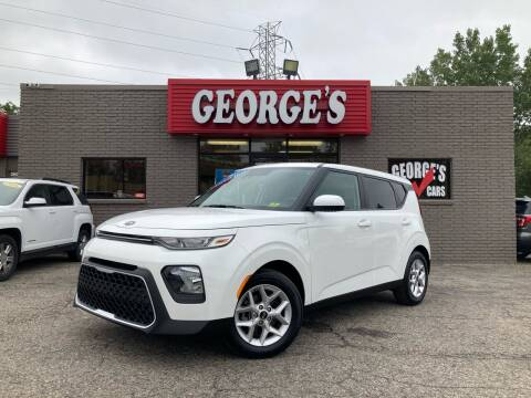2020 Kia Soul for sale at George's Used Cars - Pennsylvania & Allen in Brownstown MI