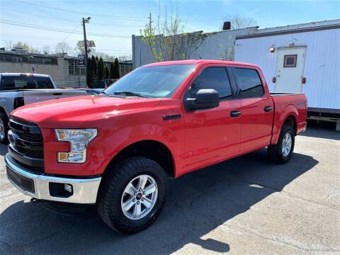 2015 Ford F-150 for sale at Exem United in Plainfield NJ