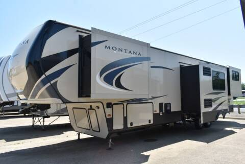 2020 Keystone Montana 372RD for sale at Buy Here Pay Here RV in Burleson TX
