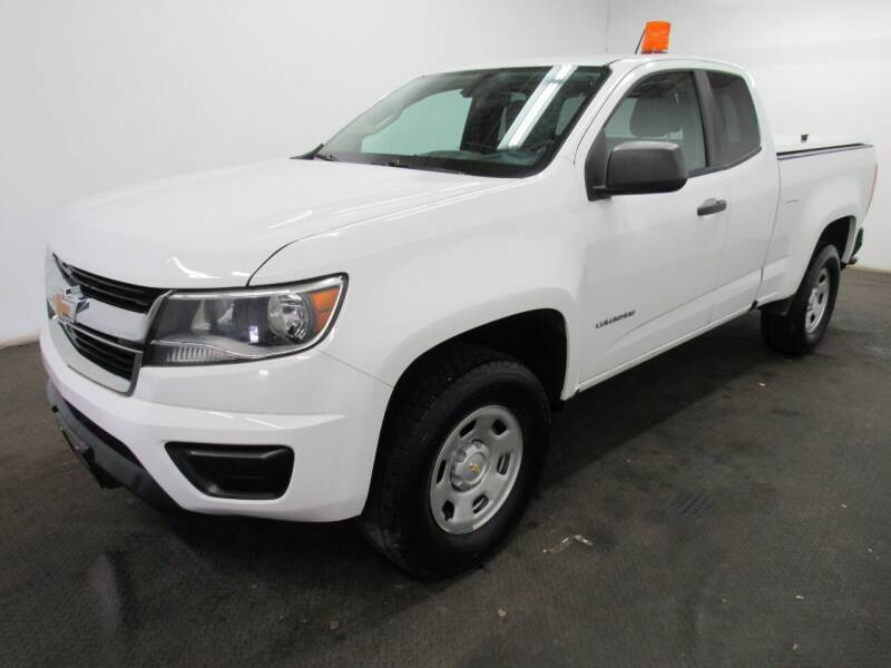 2018 Chevrolet Colorado for sale at Automotive Connection in Fairfield OH