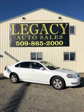 2013 Chevrolet Impala for sale at Legacy Auto Sales in Toppenish WA