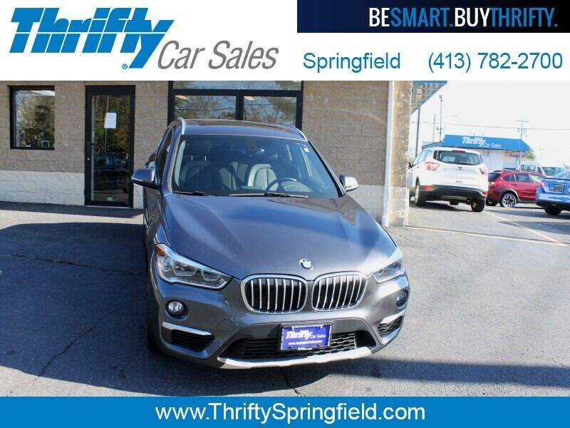 2016 BMW X1 for sale at Thrifty Car Sales Springfield in Springfield MA