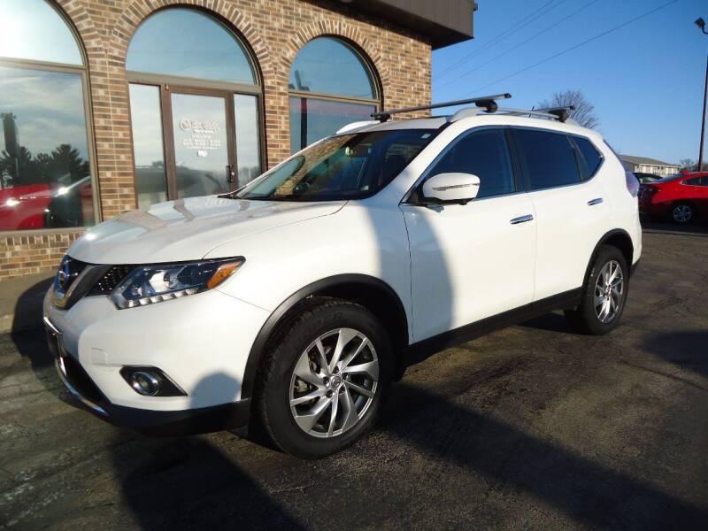 2015 Nissan Rogue for sale at VON GLAHN AUTO SALES in Platteville WI