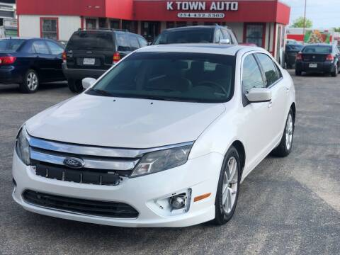 2010 Ford Fusion for sale at K Town Auto in Killeen TX
