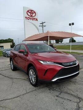 2021 Toyota Venza for sale at Quality Toyota - NEW in Independence MO