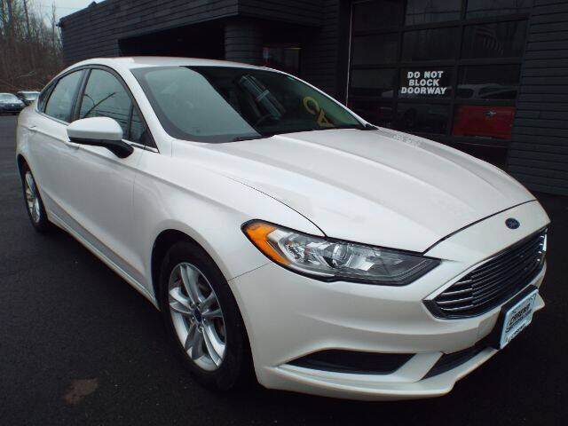 2018 Ford Fusion for sale at Carena Motors in Twinsburg OH
