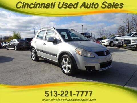 2007 Suzuki SX4 Crossover for sale at Cincinnati Used Auto Sales in Cincinnati OH