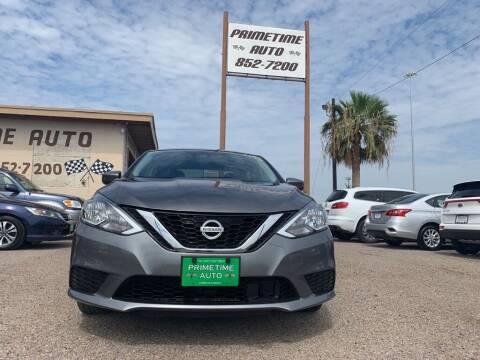 2019 Nissan Sentra for sale at Primetime Auto in Corpus Christi TX