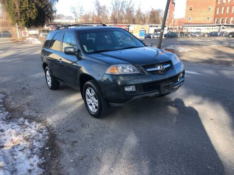 2004 Acura MDX for sale at Billycars in Wilmington MA