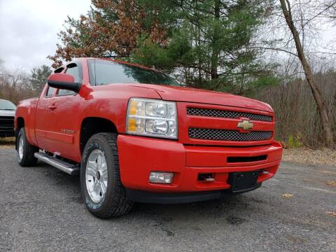 2011 Chevrolet Silverado 1500 for sale at Jacob's Auto Sales Inc in West Bridgewater MA